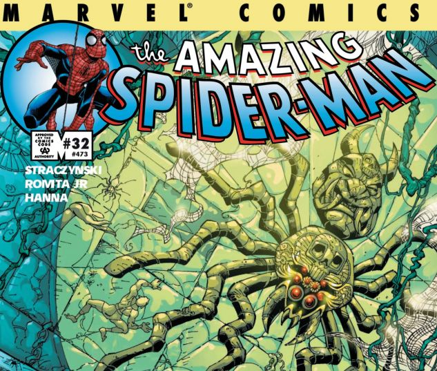 Amazing Spider-Man (1999) #32
