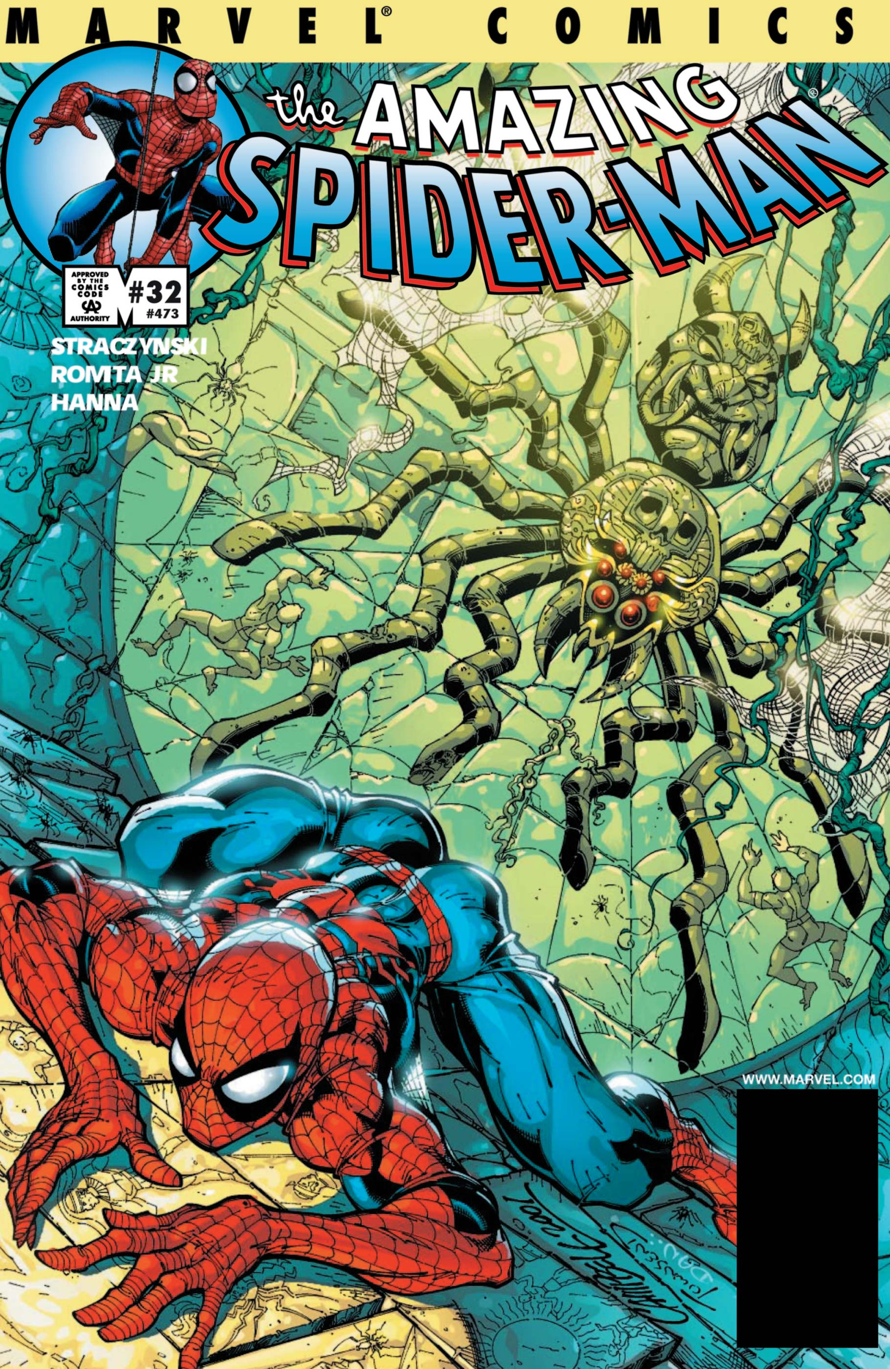 Amazing Spider-Man (1999) #32