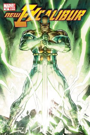 New Excalibur #10