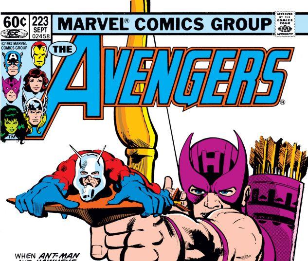Avengers (1963) #223