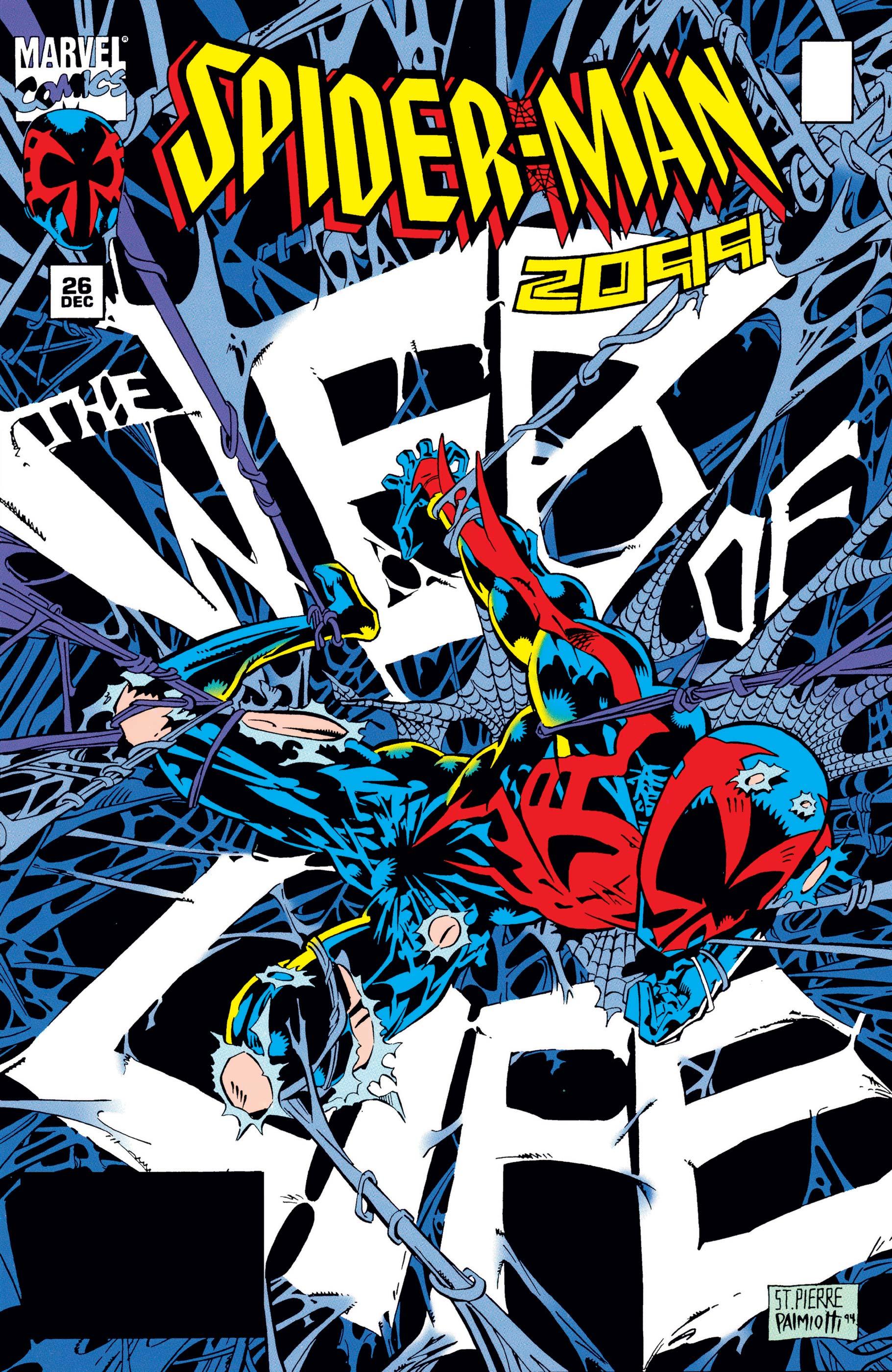 Spider-Man 2099 (1992) #26