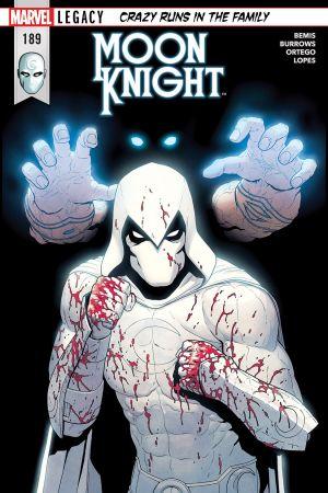 Moon Knight (2016) #189