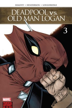 Deadpool Vs. Old Man Logan #3