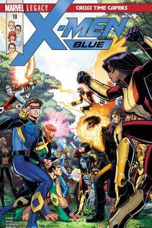 X-Men: Blue #18
