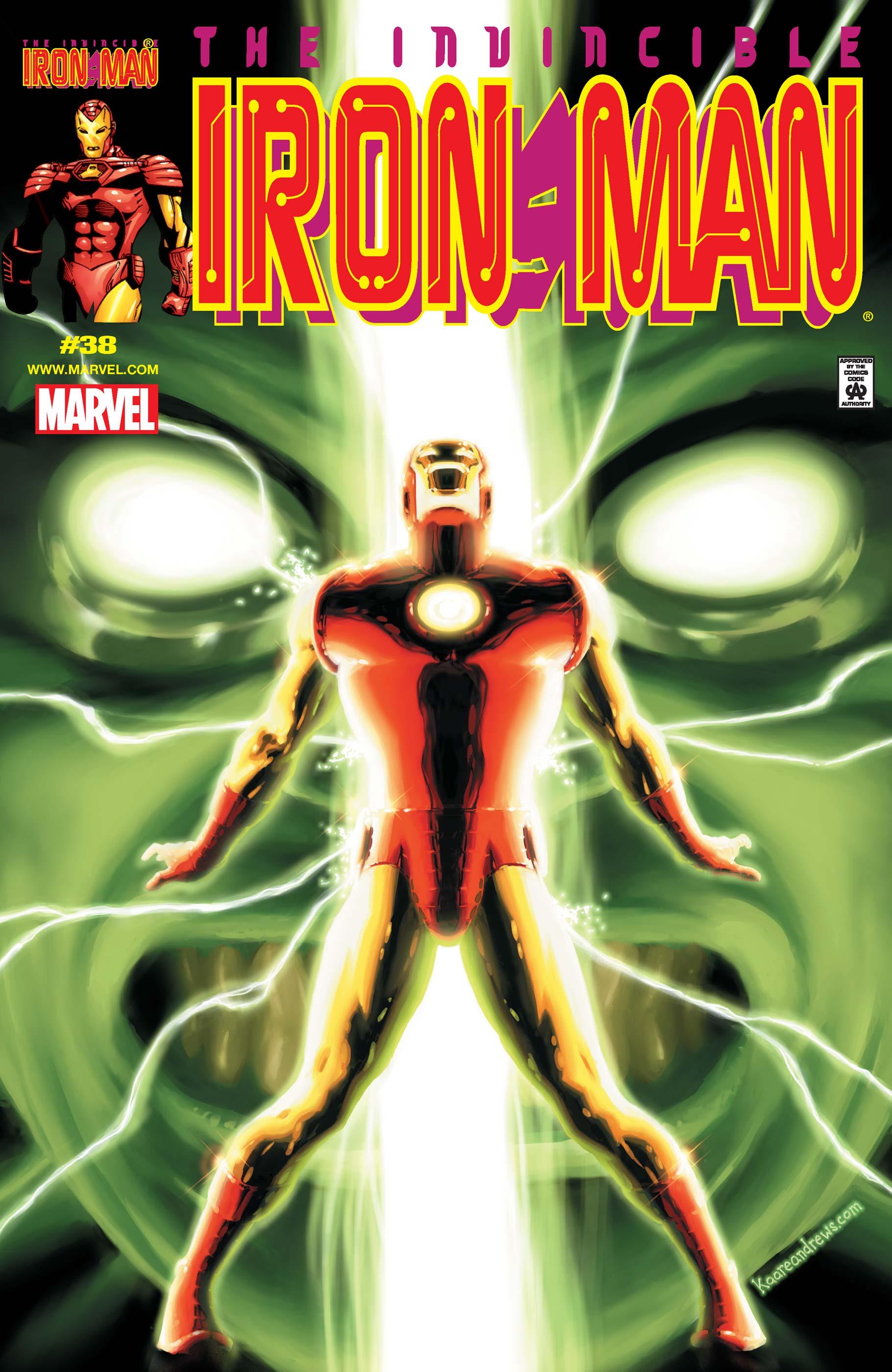 Iron Man (1998) #38