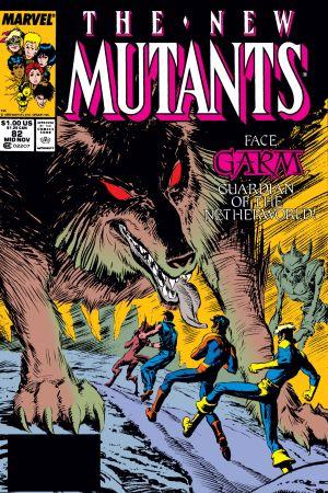 New Mutants (1983) #82