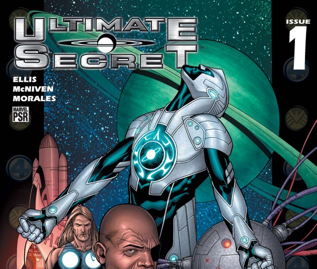 Ultimate Secret (2005) #1