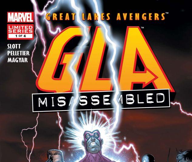 G.L.a. (2005) #1