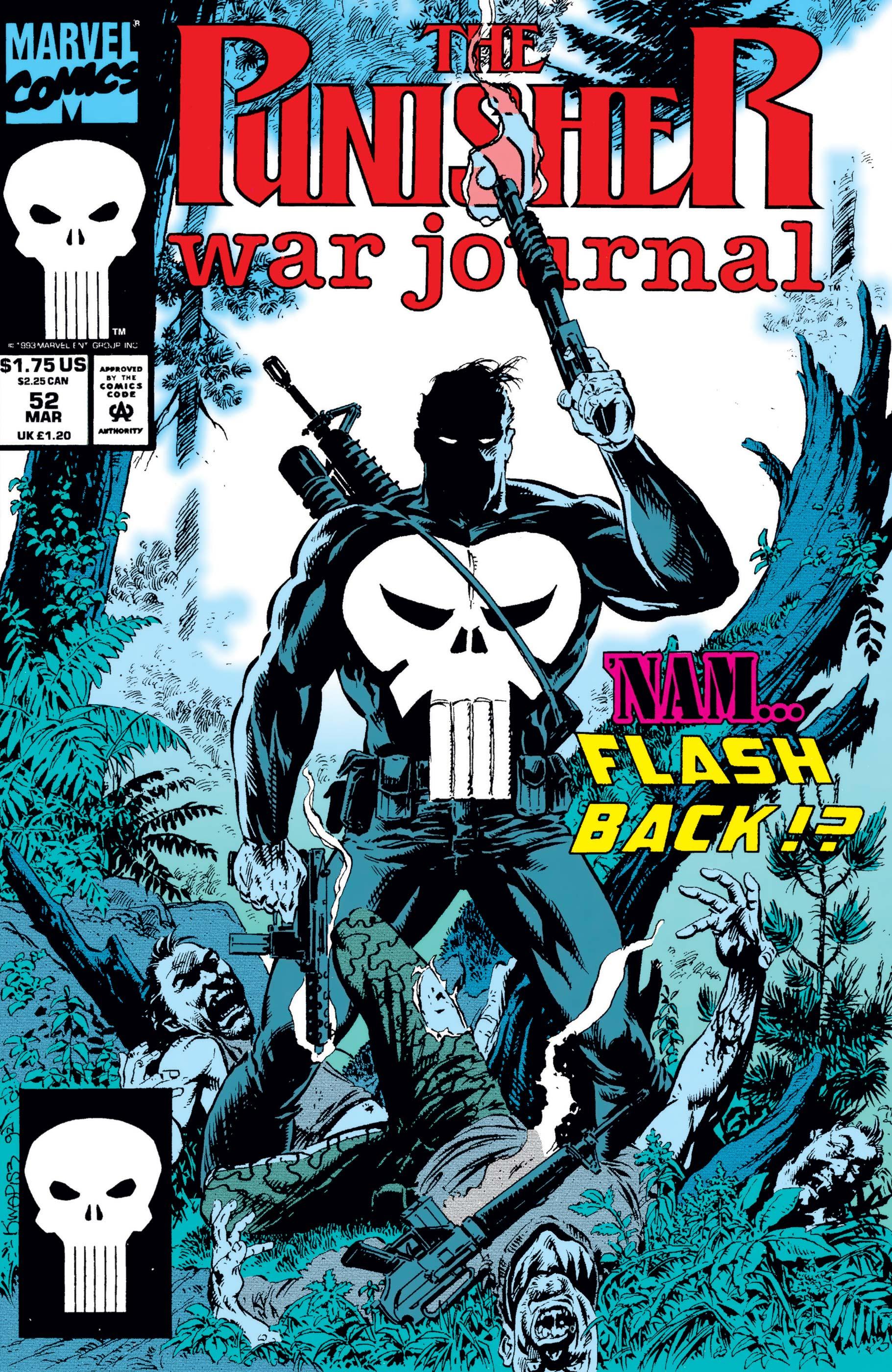 Punisher War Journal (1988) #52