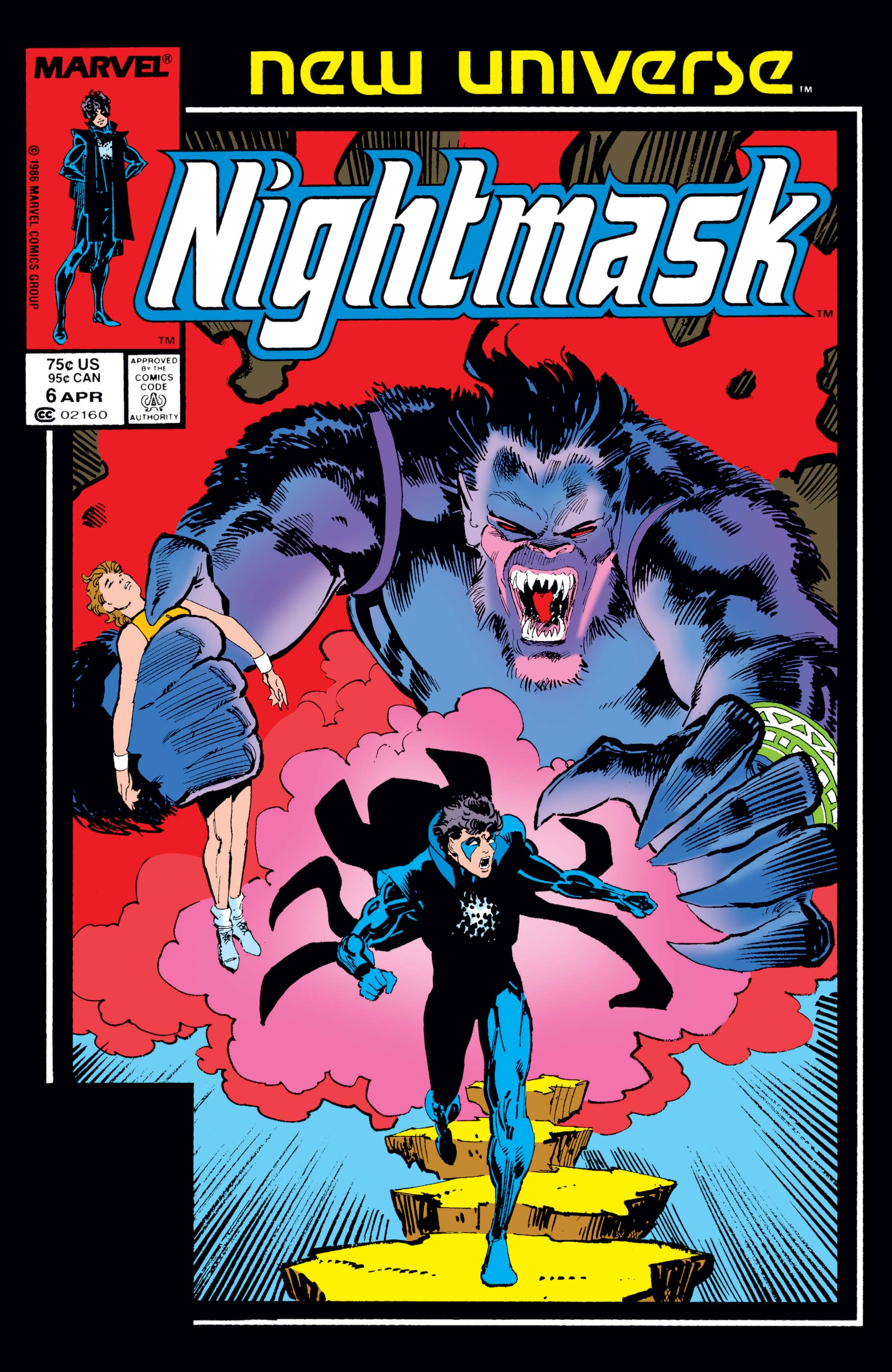 Nightmask (1986) #6