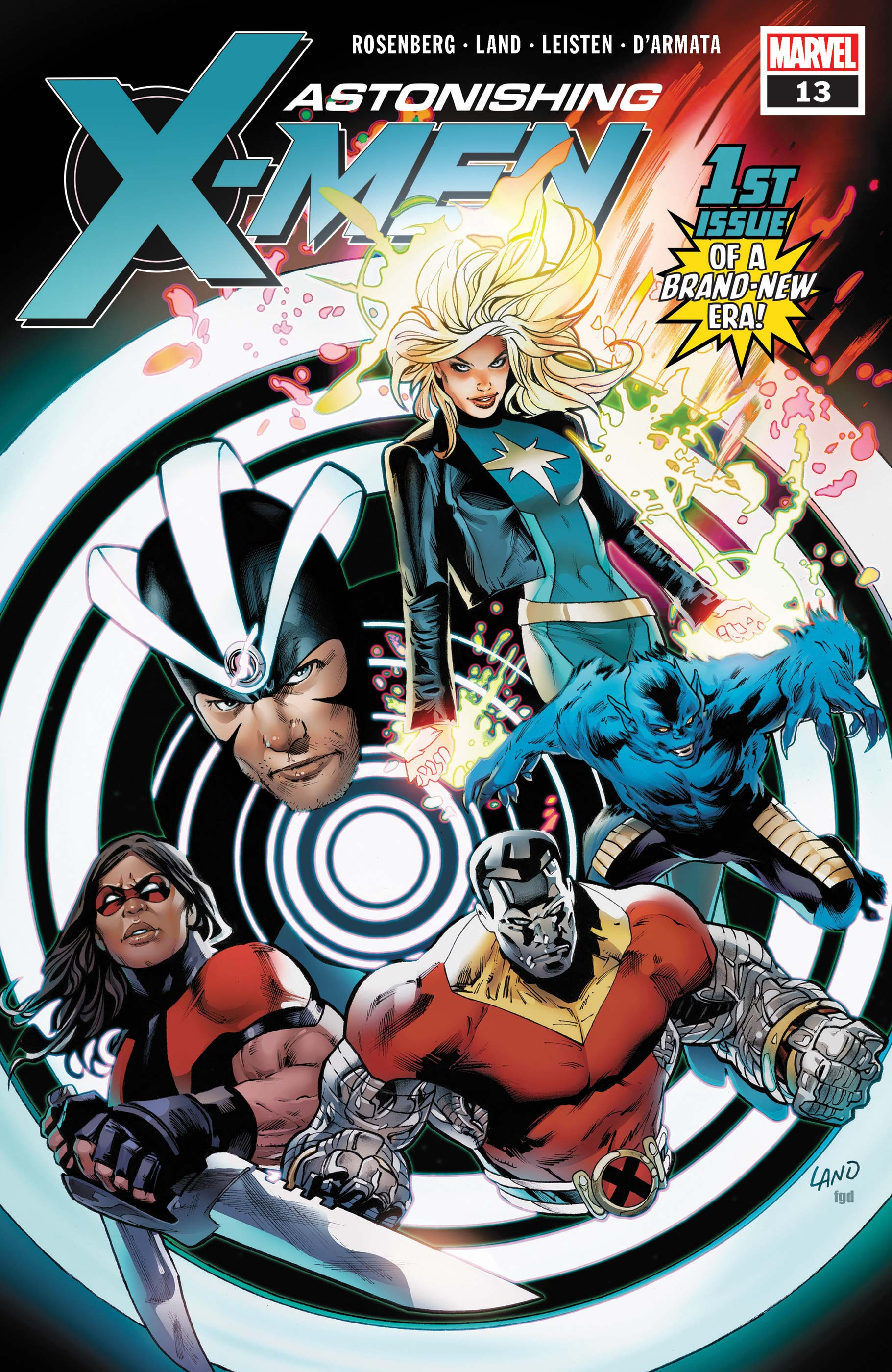 Astonishing X-Men (2017) #13
