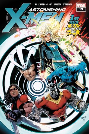 Astonishing X-Men #13