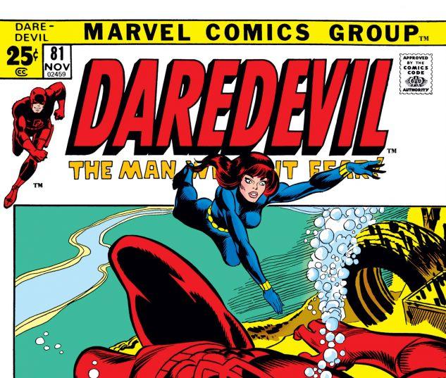 Daredevil (1964) #81