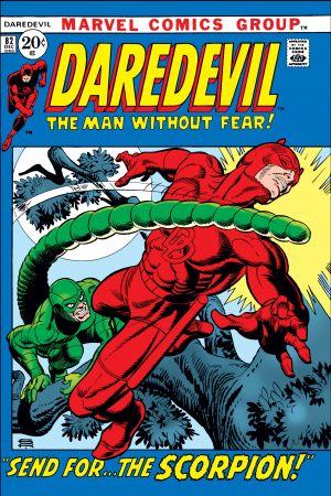 Daredevil (1964) #82