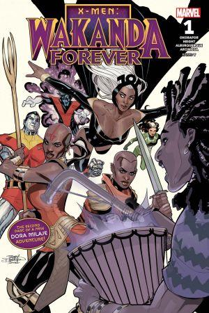 X-Men: Wakanda Forever #1