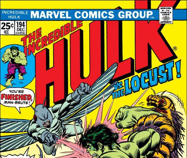 Incredible Hulk (1962) #194