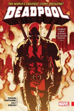 Deadpool: World's Greatest Vol. 5 (Hardcover)