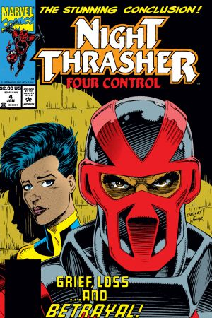 Night Thrasher: Four Control (1992) #4