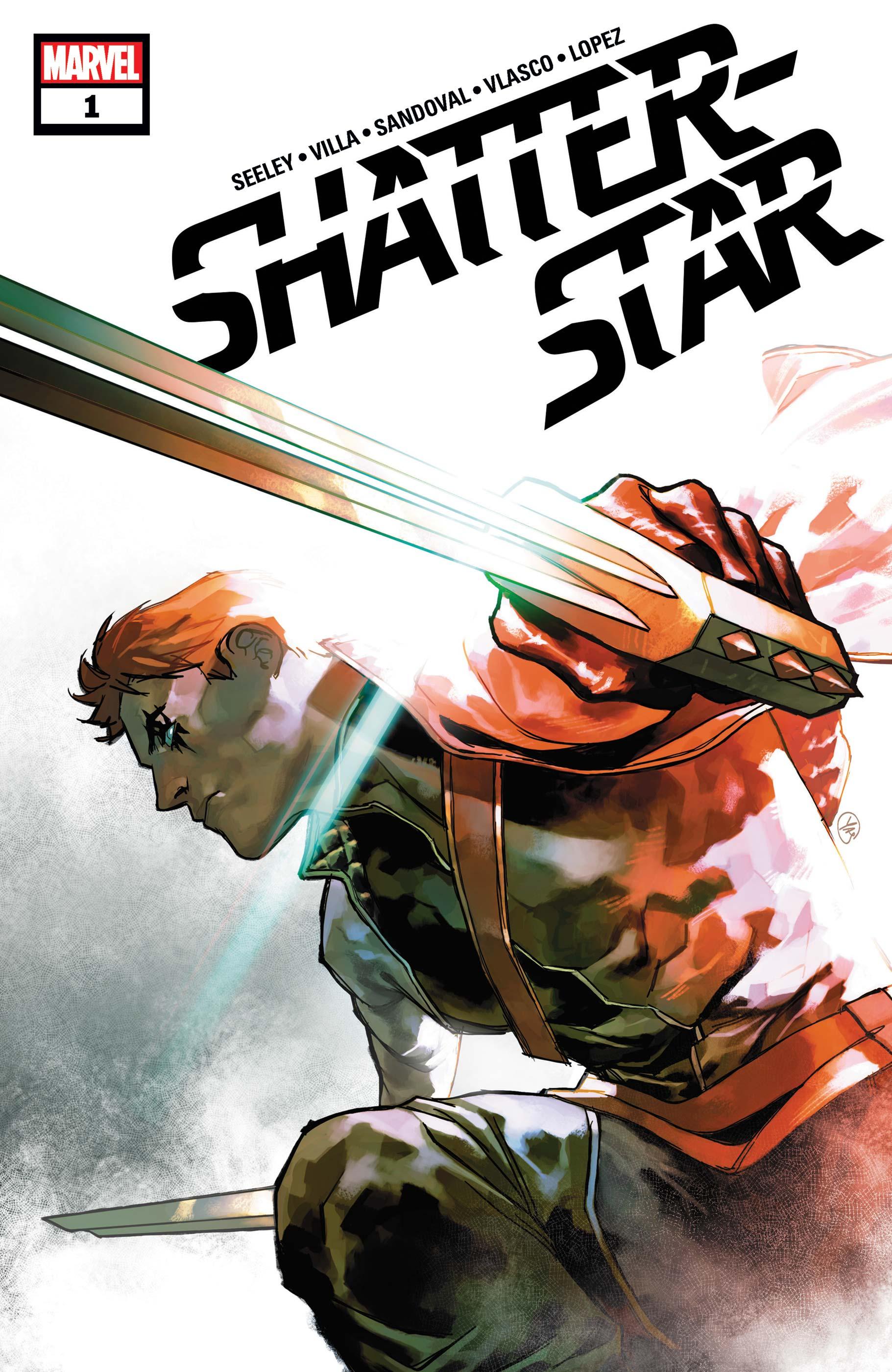 Shatterstar (2018) #1