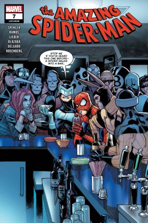 The Amazing Spider-Man #7