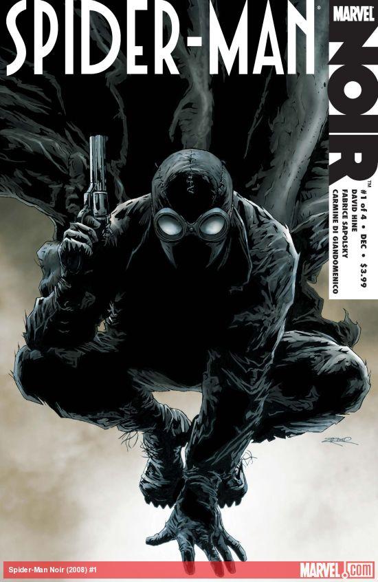 Spider-Man Noir (2008) #1