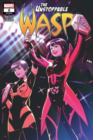 The Unstoppable Wasp (2018) #2