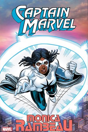 Captain Marvel: Monica Rambeau (Trade Paperback)