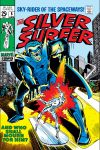 SILVER SURFER (1968) #5