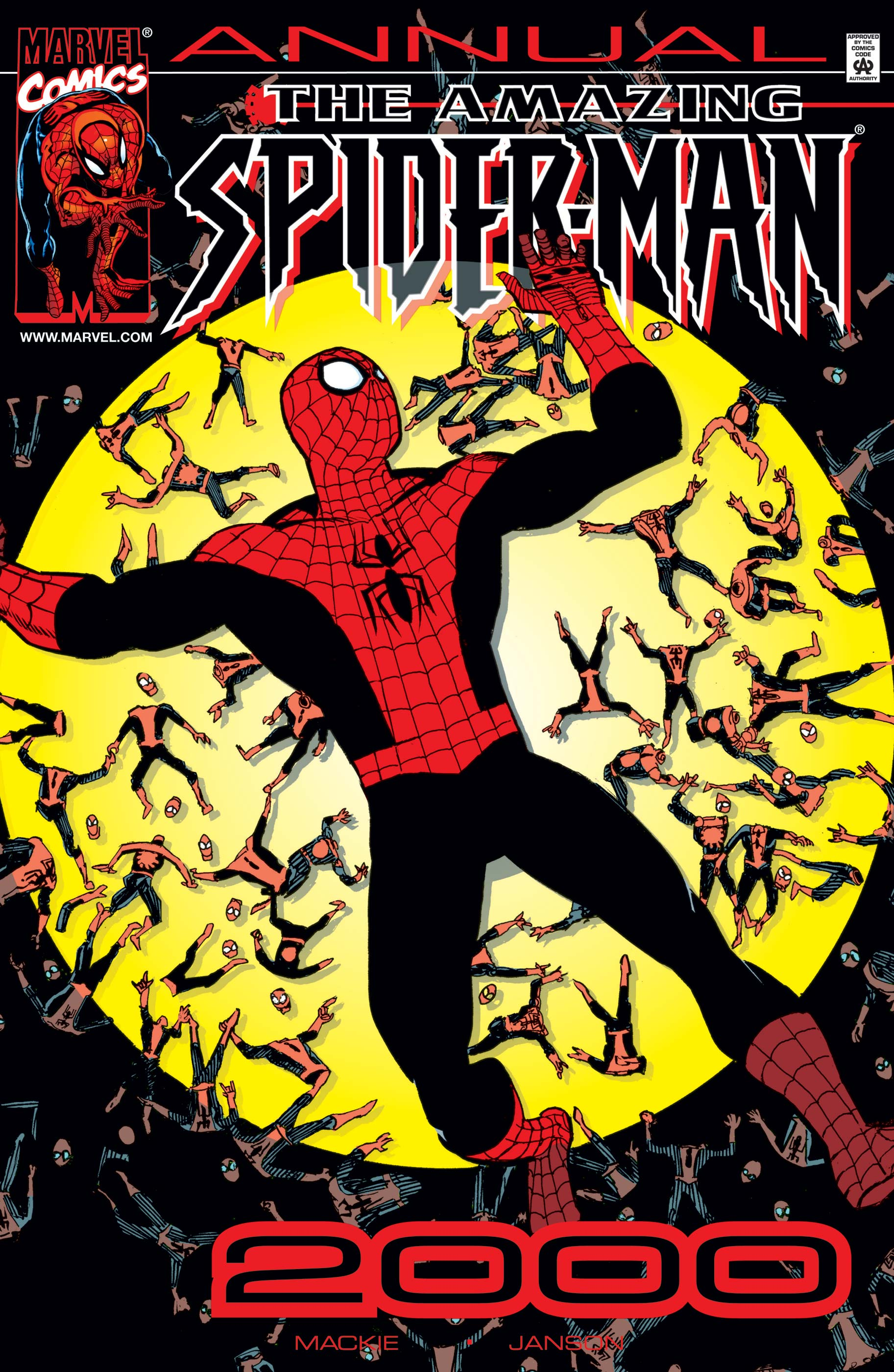 Amazing Spider-Man Annual (2000) #1