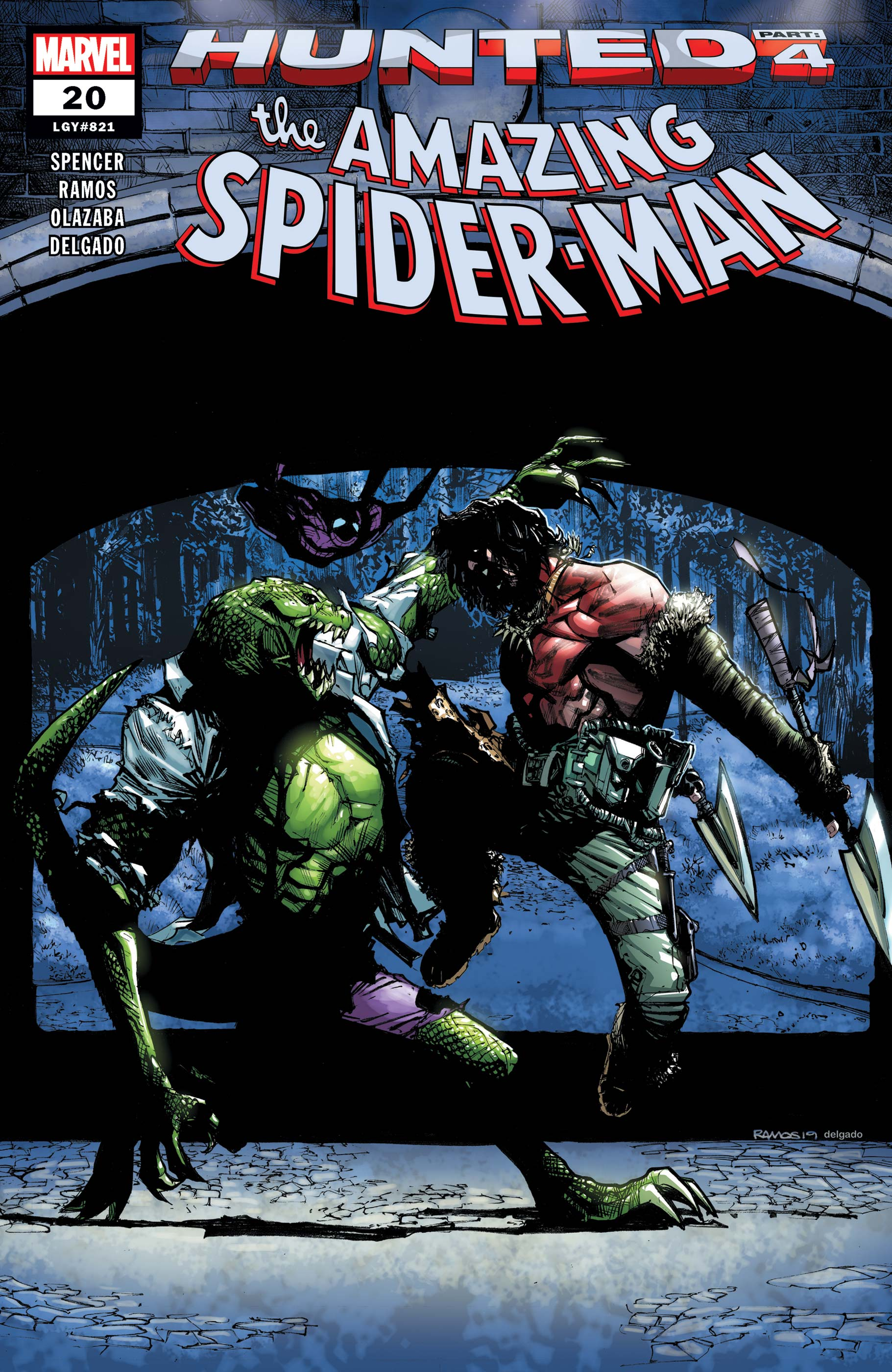 Image result for amazing spiderman 20 cover 2019