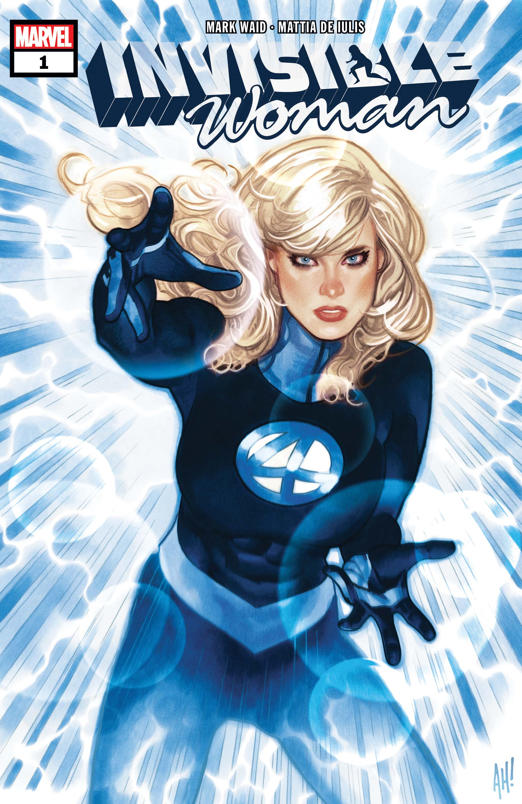 Invisible Woman (2019) #1
