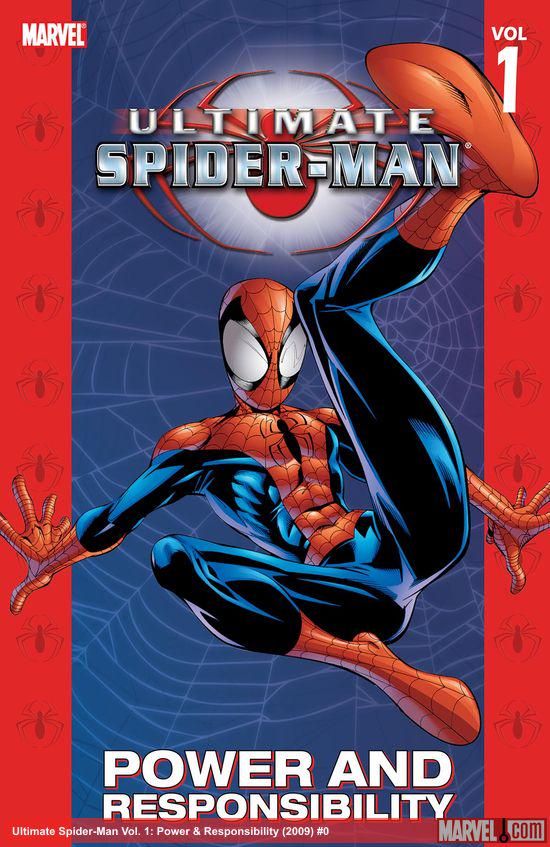 Ultimate Spider-Man Vol. 1: Power & Responsibility (Trade Paperback)