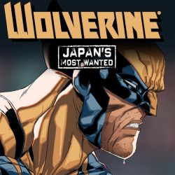 Wolverine: Japan's Most Wanted Infinite Comic (2013)