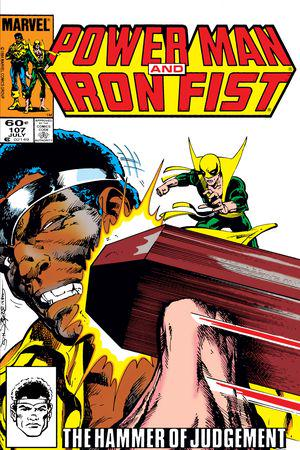 Power Man and Iron Fist #107