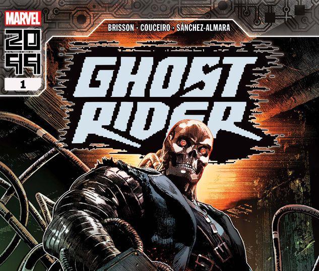 GHOST RIDER 2099 1 #1