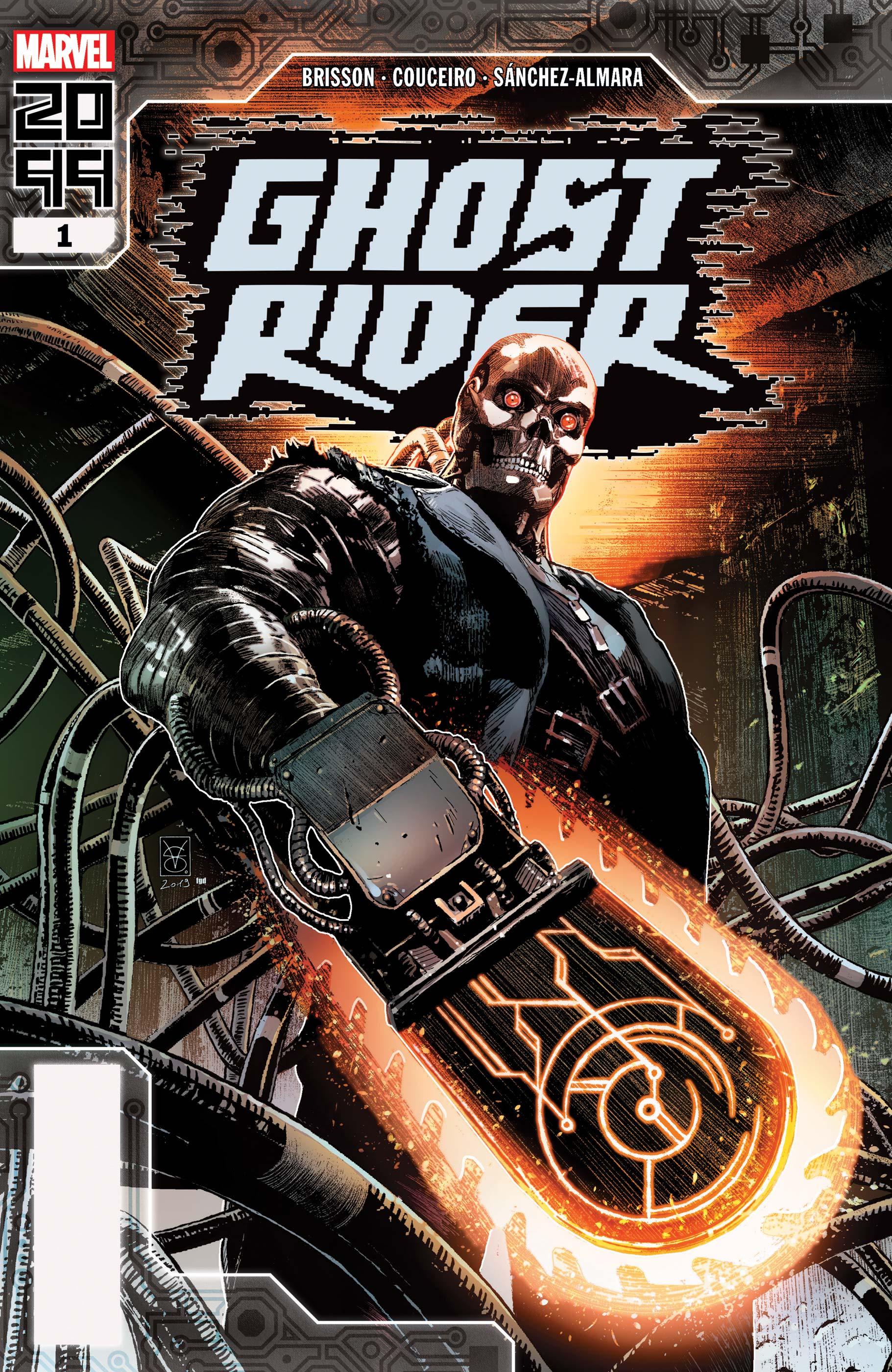 Ghost Rider 2099 (2019) #1