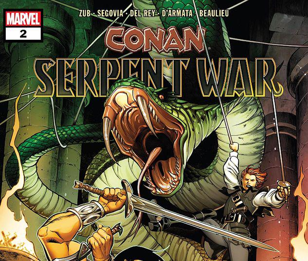 Conan: Serpent War #2