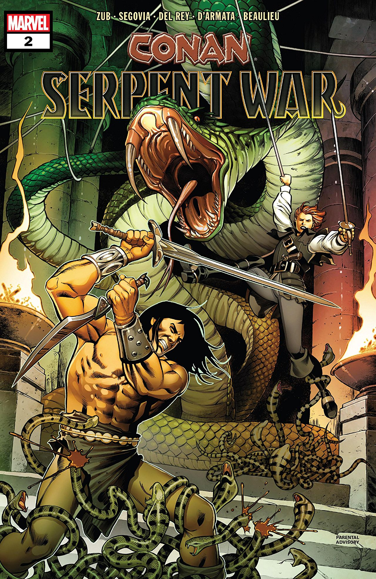 Conan: Serpent War (2019) #2