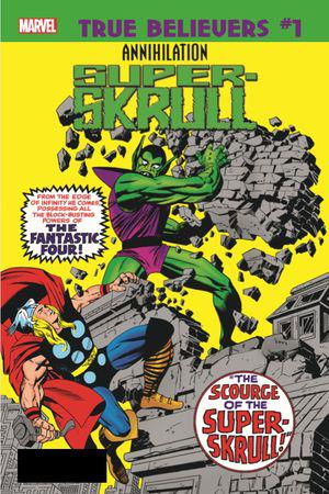 True Believers: Annihilation - Super-Skrull #1