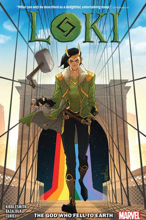 Loki: The God Who Fell To Earth (Trade Paperback)