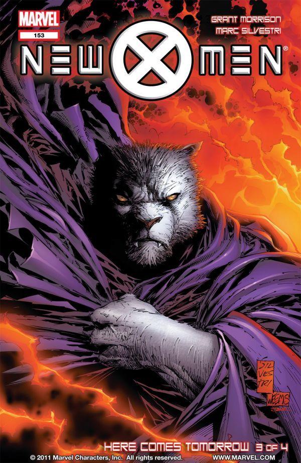 New X-Men (2001) #153