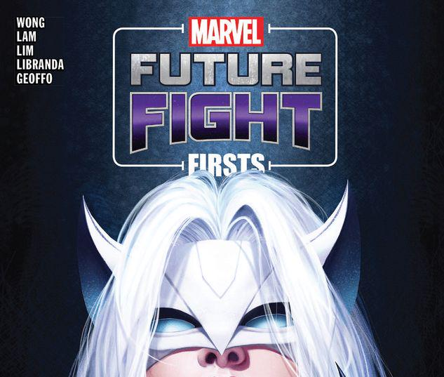 FUTURE FIGHT FIRSTS TPB #1