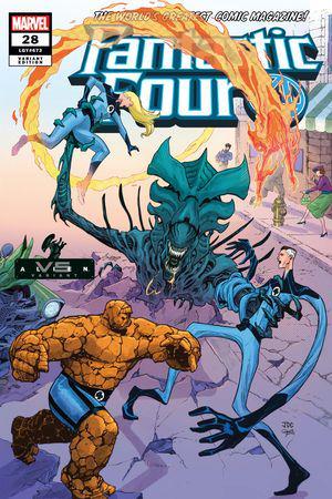 Fantastic Four (2018) #28 (Variant)