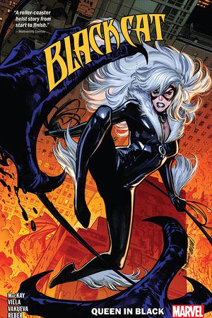 BLACK CAT VOL. 4: QUEEN IN BLACK TPB (Trade Paperback)