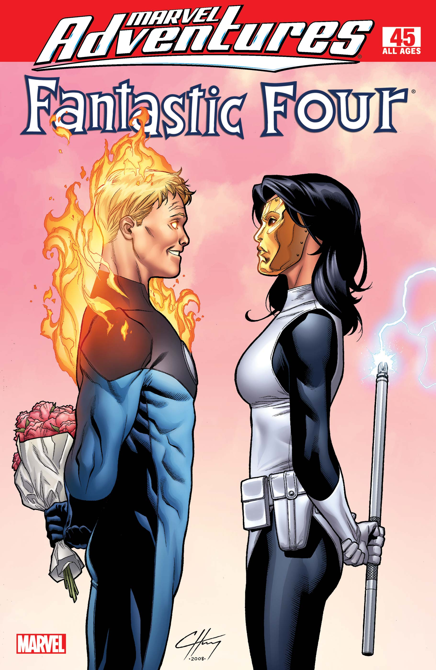Marvel Adventures Fantastic Four (2005) #45