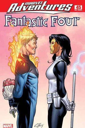 Marvel Adventures Fantastic Four #45