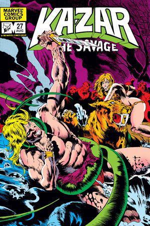 Ka-Zar (1981) #27