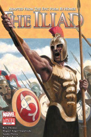 Marvel Illustrated: The Iliad #6