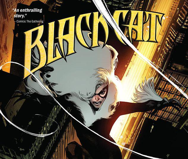 BLACK CAT VOL. 5: I'LL TAKE MANHATTAN TPB #2