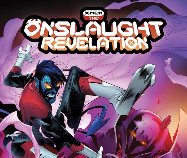 X-MEN: THE ONSLAUGHT REVELATION 1 VICENTINI VARIANT #1